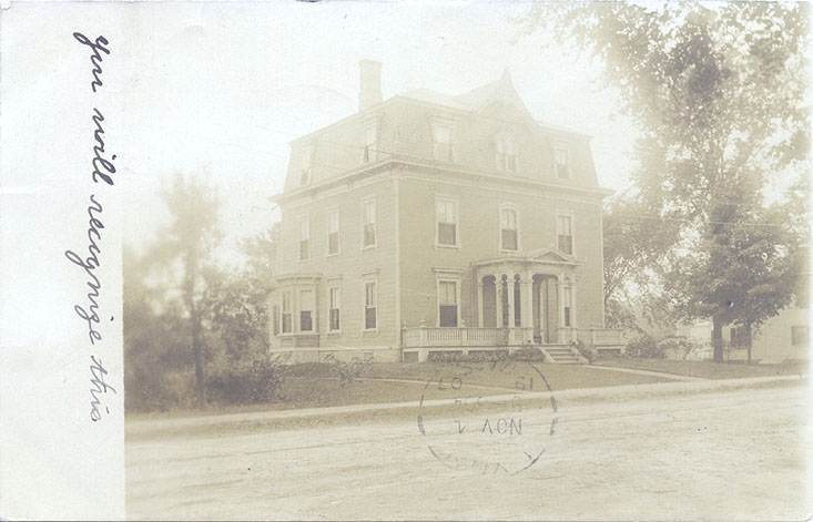 Old Saugus Home
