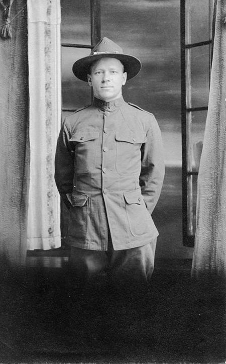WWI Veteran George W. Smith
