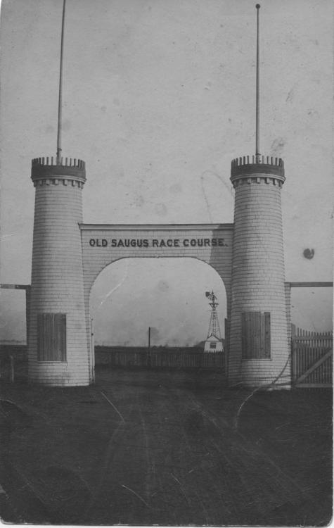 Saugus Race Track