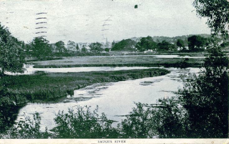 Saugus River