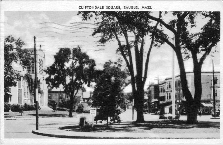 Cliftondale Square