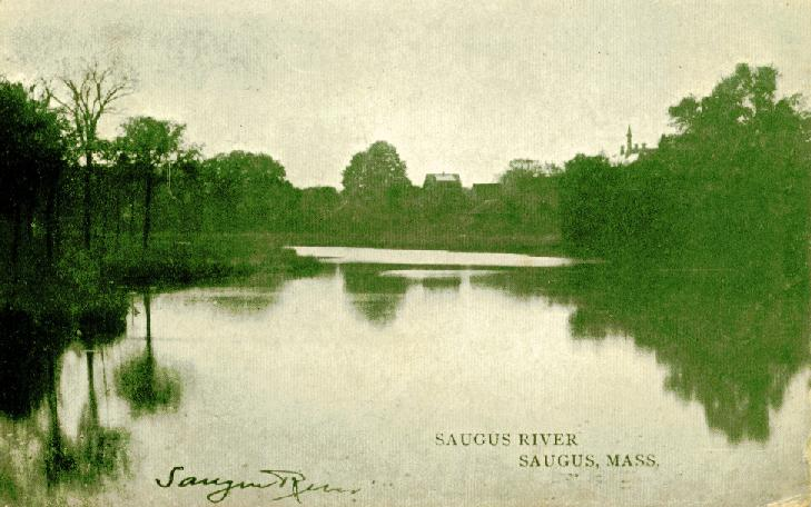 The Saugus River