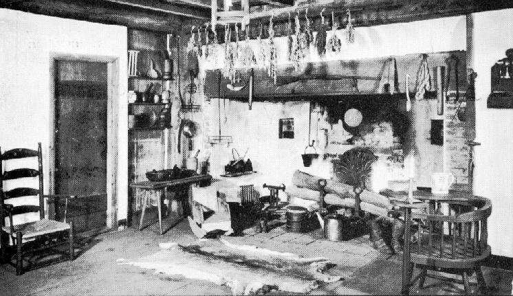 Iron Works interior