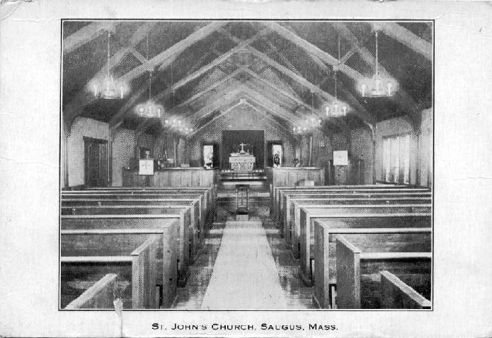 St. John's interior