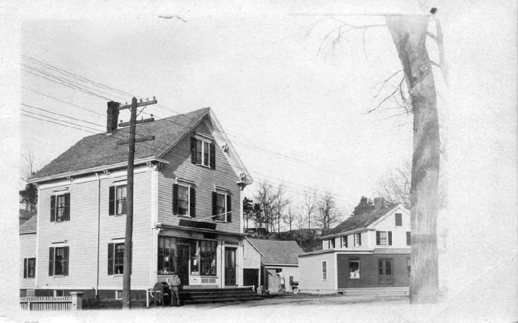 Fiske's Store / Post Office